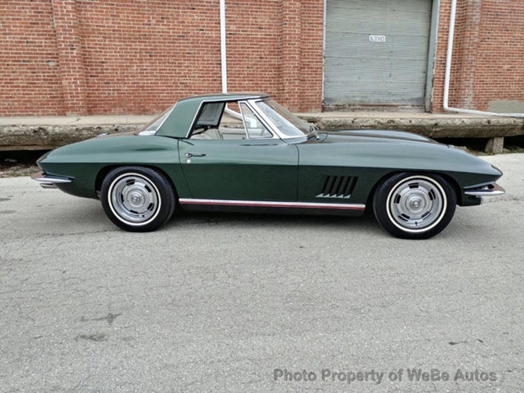 1967 Chevrolet corvette Convertible - 16937303 - 23