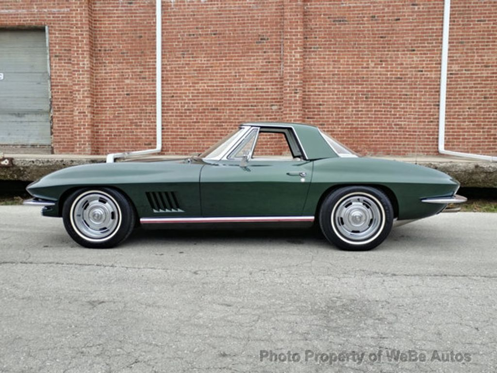 1967 Chevrolet corvette Convertible - 16937303 - 26