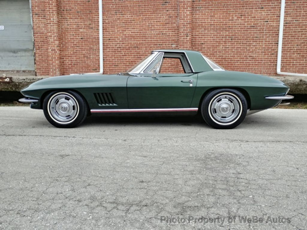 1967 Chevrolet corvette Convertible - 16937303 - 27