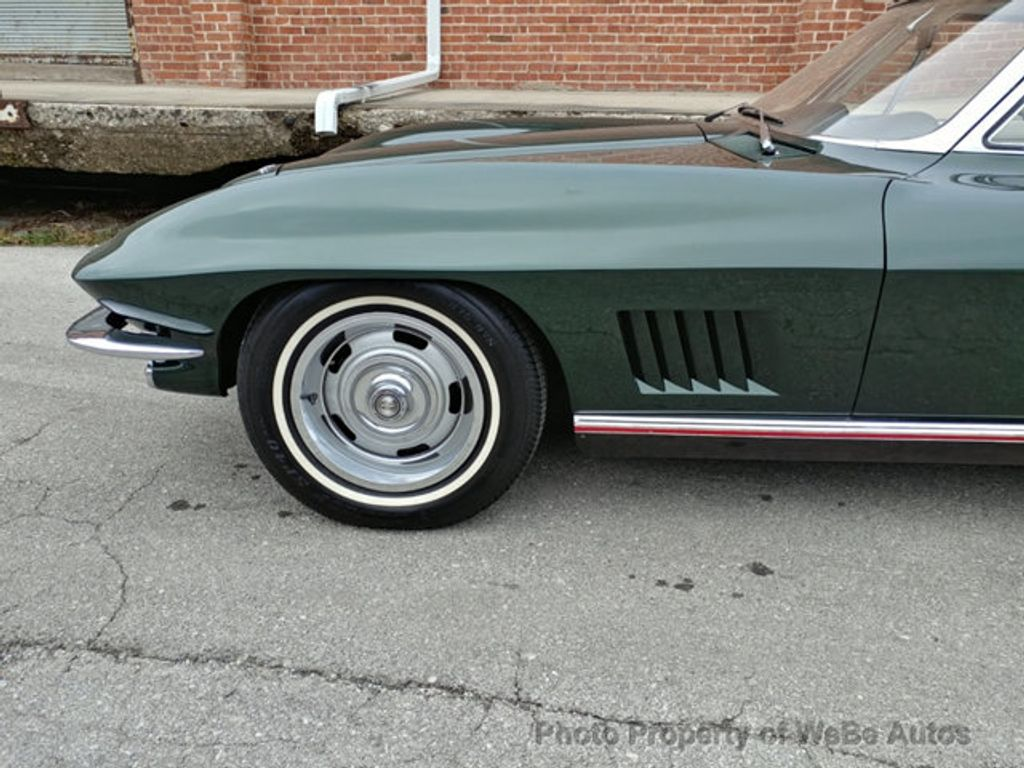 1967 Chevrolet corvette Convertible - 16937303 - 28