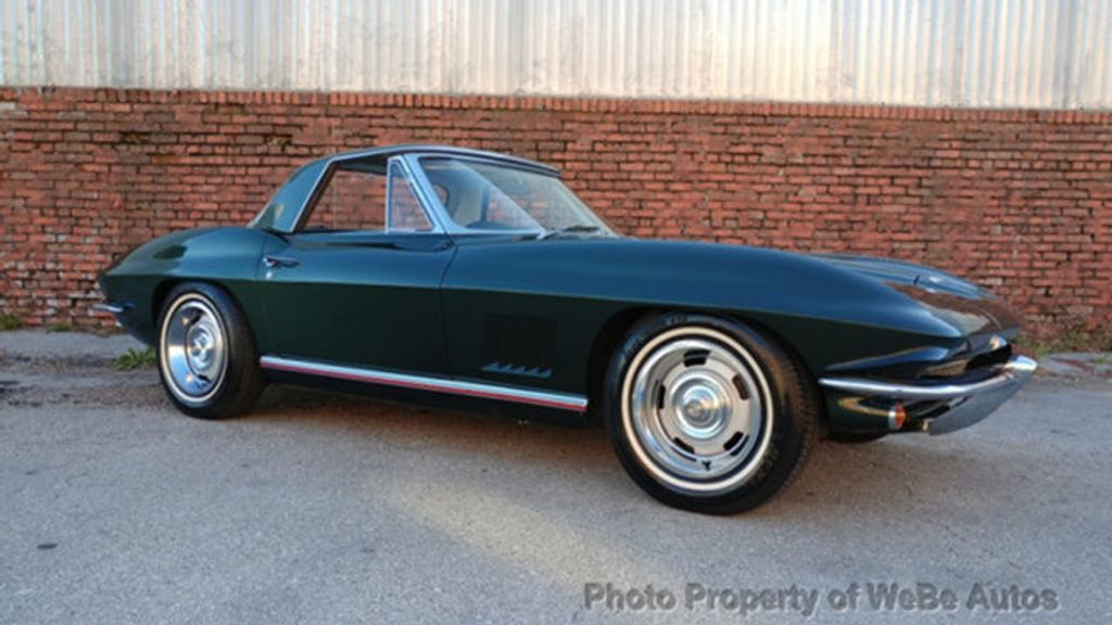 1967 Chevrolet corvette Convertible - 16937303 - 2