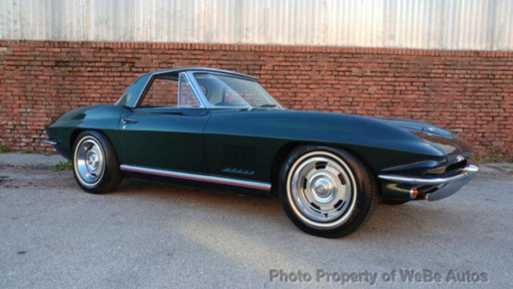 1967 Chevrolet corvette Convertible - 16937303 - 2