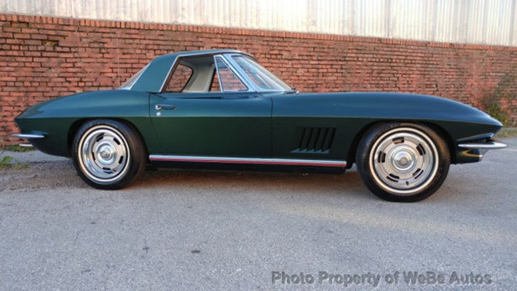 1967 Chevrolet corvette Convertible - 16937303 - 3