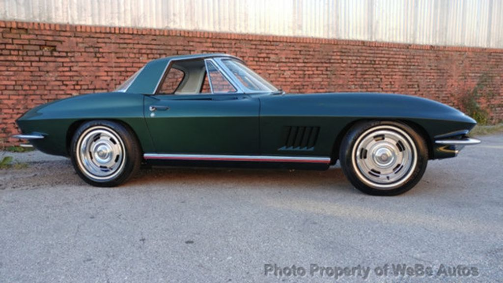 1967 Chevrolet corvette Convertible - 16937303 - 4