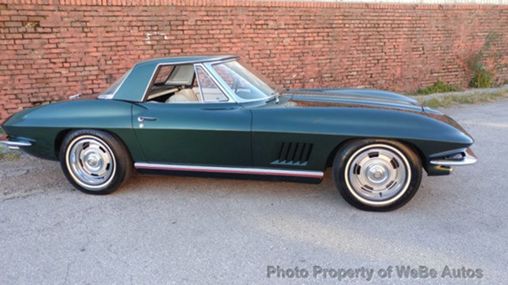 1967 Chevrolet corvette Convertible - 16937303 - 5