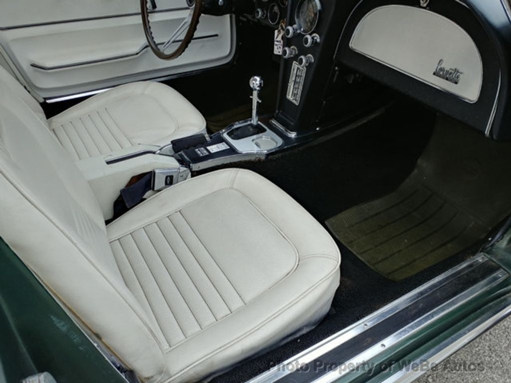 1967 Chevrolet corvette Convertible - 16937303 - 6