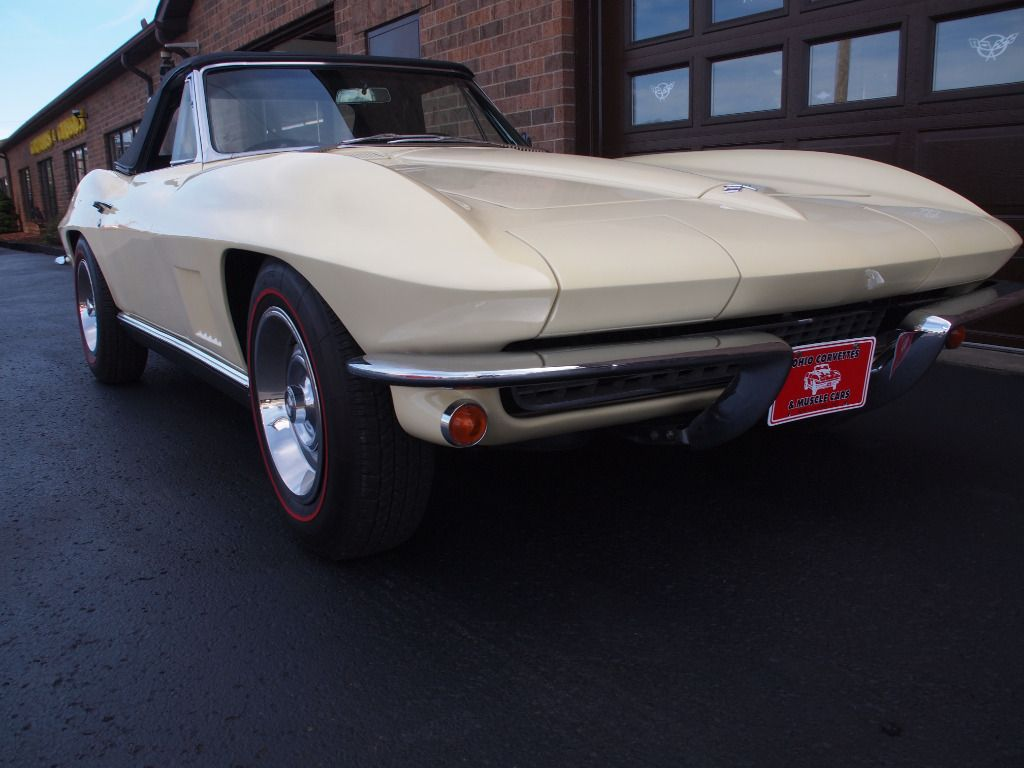 1967 Chevrolet Corvette Sting Ray Not Specified - 194677S102923 - 14