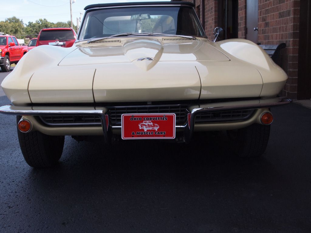 1967 Chevrolet Corvette Sting Ray - 15096751 - 15
