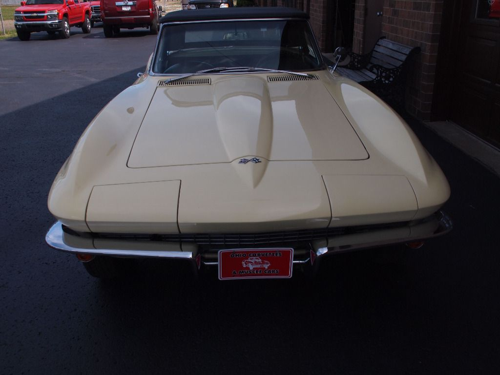 1967 Chevrolet Corvette Sting Ray - 15096751 - 16