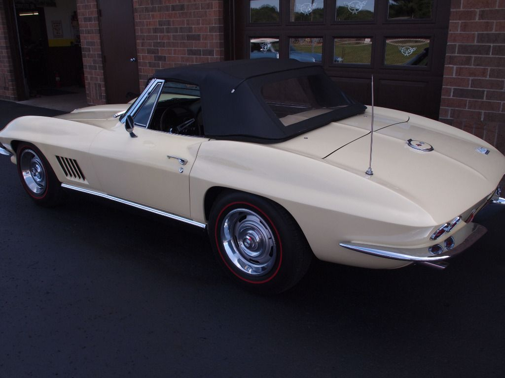 1967 Chevrolet Corvette Sting Ray Not Specified - 194677S102923 - 2