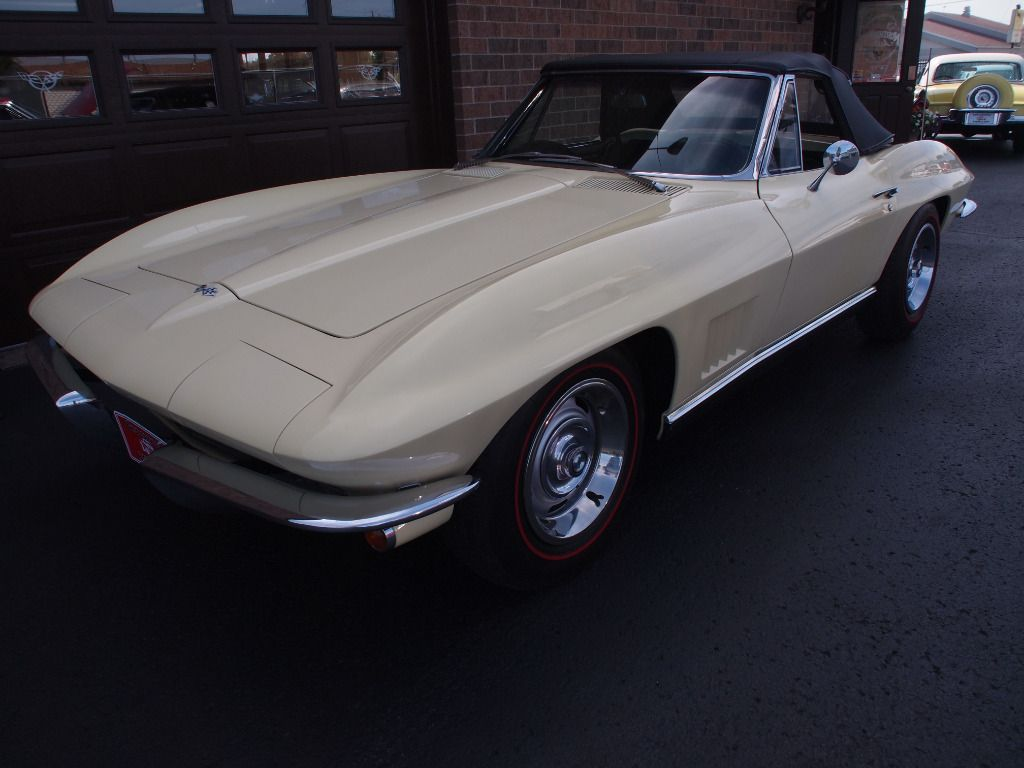 1967 Chevrolet Corvette Sting Ray Not Specified - 194677S102923 - 4