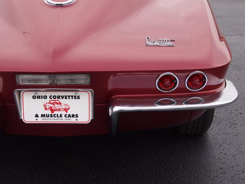 1967 Chevrolet Corvette Stingray - 17104572 - 18