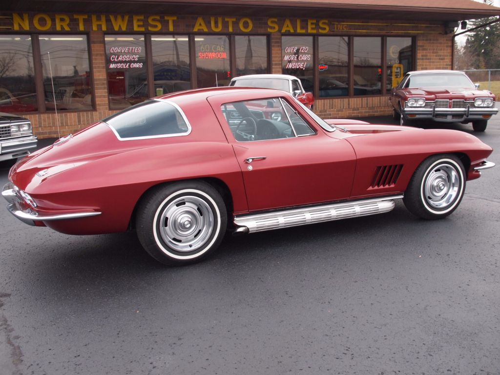 1967 Chevrolet Corvette Stingray - 17104572 - 1