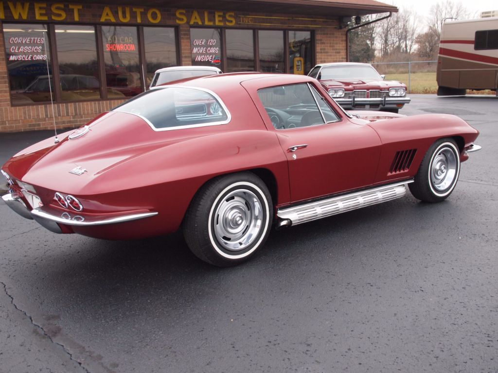 1967 Chevrolet Corvette Stingray - 17104572 - 2