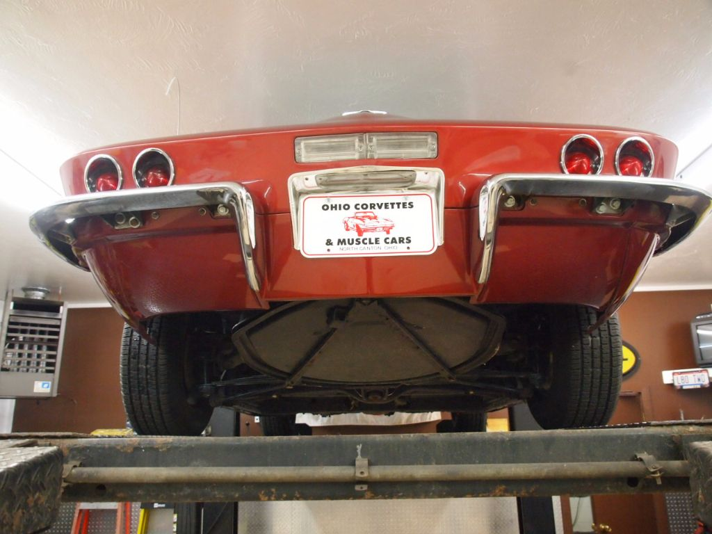 1967 Chevrolet Corvette Stingray - 17104572 - 29