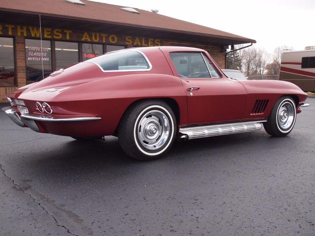 1967 Chevrolet Corvette Stingray Not Specified 194377s109762 3