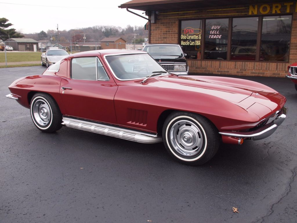 1967 Chevrolet Corvette Stingray - 17104572 - 4