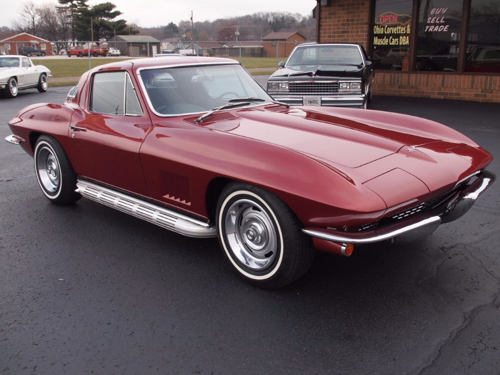 1967 Chevrolet Corvette Stingray - 17104572 - 5