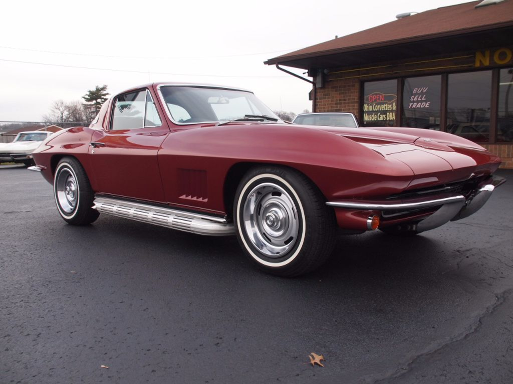 1967 Chevrolet Corvette Stingray - 17104572 - 6