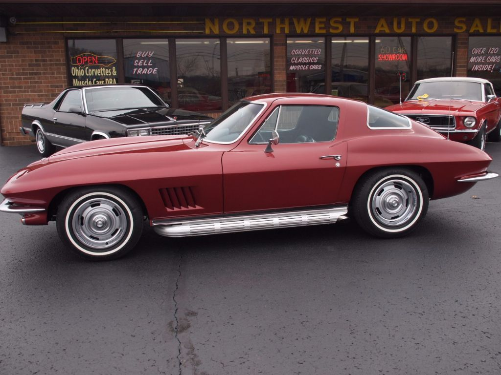 1967 Chevrolet Corvette Stingray - 17104572 - 69