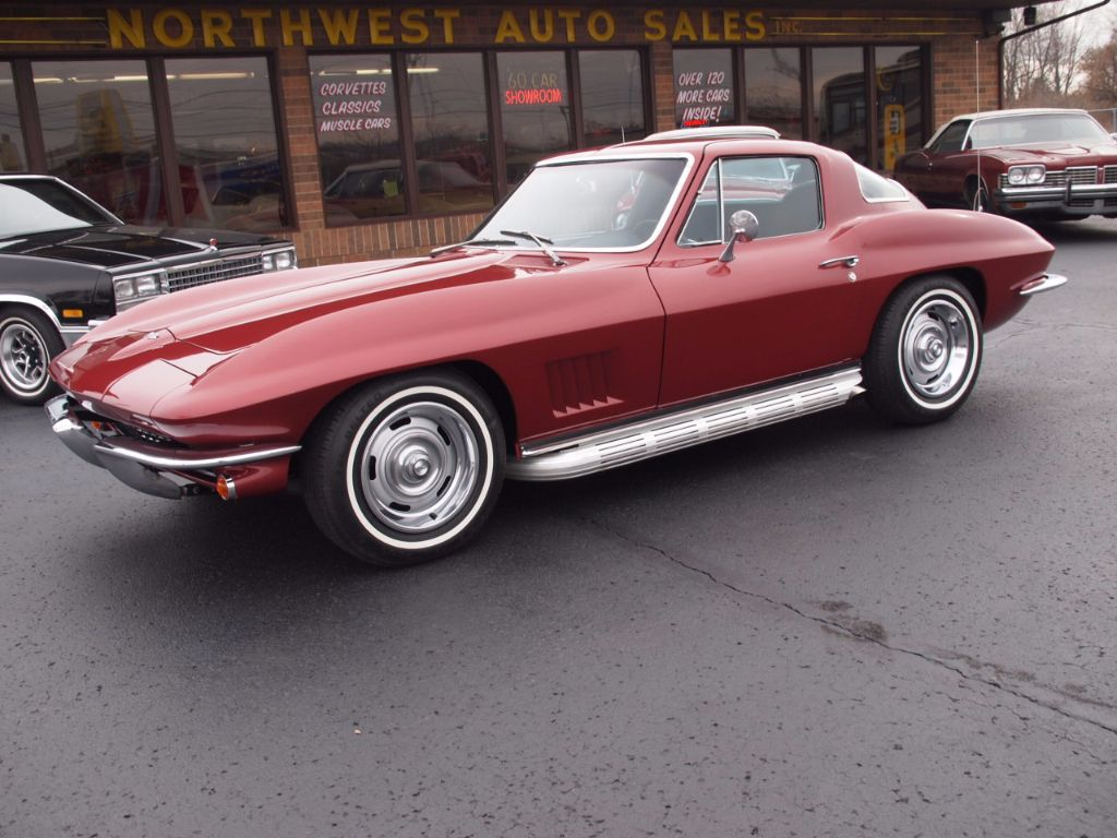 1967 Chevrolet Corvette Stingray - 17104572 - 72