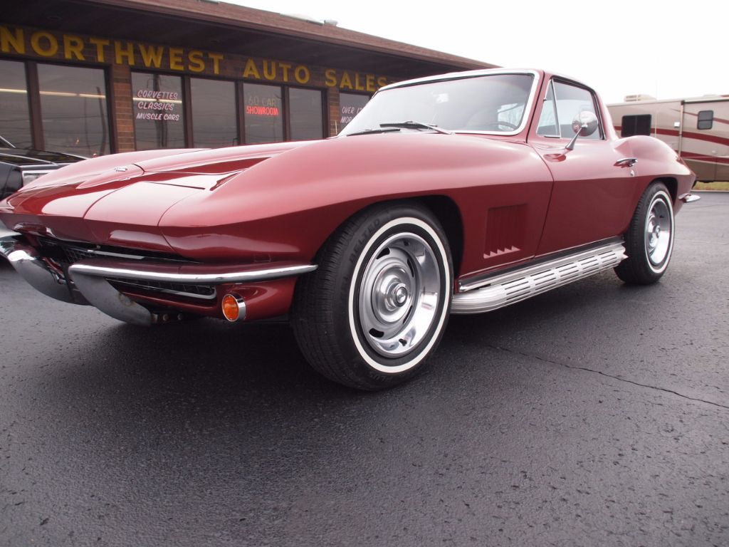 1967 Chevrolet Corvette Stingray Not Specified - 194377S109762 - 73