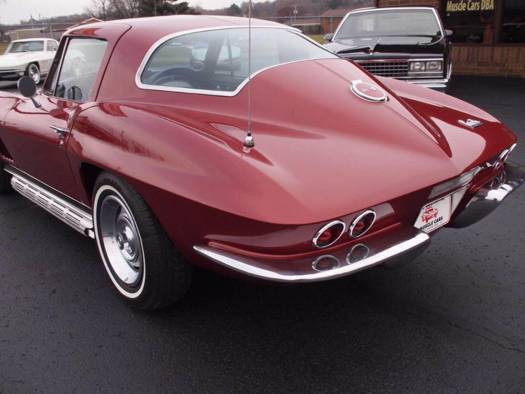1967 Chevrolet Corvette Stingray - 17104572 - 76