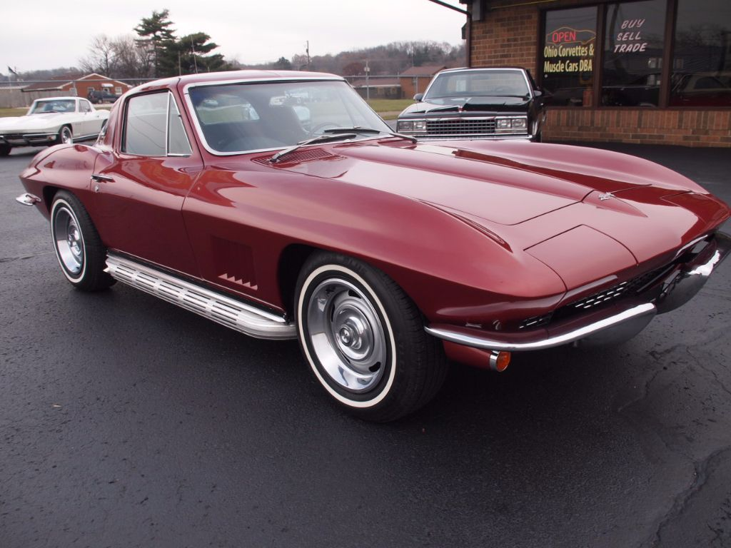 1967 Chevrolet Corvette Stingray - 17104572 - 7