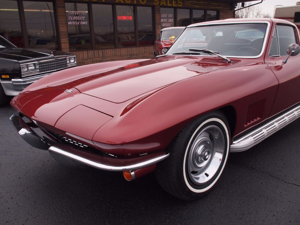 1967 Chevrolet Corvette Stingray - 17104572 - 79