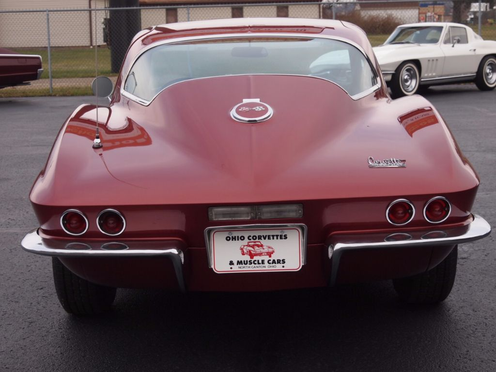1967 Chevrolet Corvette Stingray - 17104572 - 84