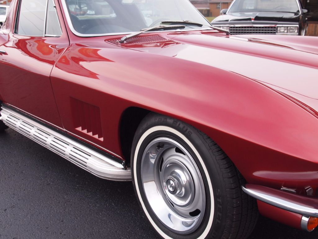 1967 Chevrolet Corvette Stingray - 17104572 - 8