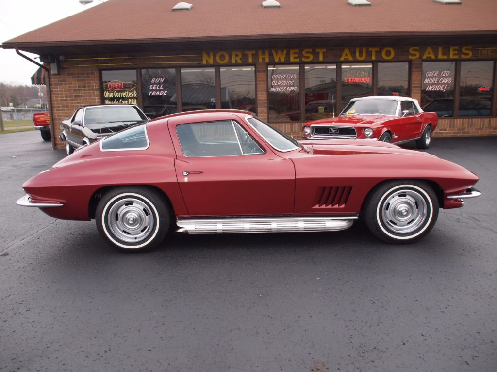 1967 Chevrolet Corvette Stingray Not Specified - 194377S109762 - 94