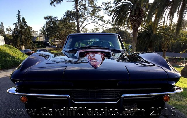 1967 Chevrolet Corvette Stingray  - Click to see full-size photo viewer