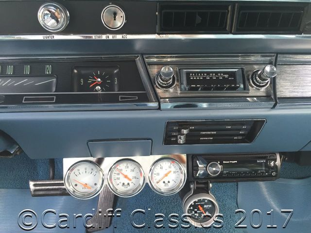 1967 Chevrolet El Camino  - Click to see full-size photo viewer
