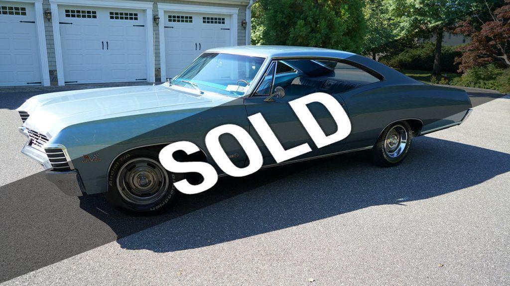 1967 Chevrolet Impala SS Fastback - 18258219 - 0