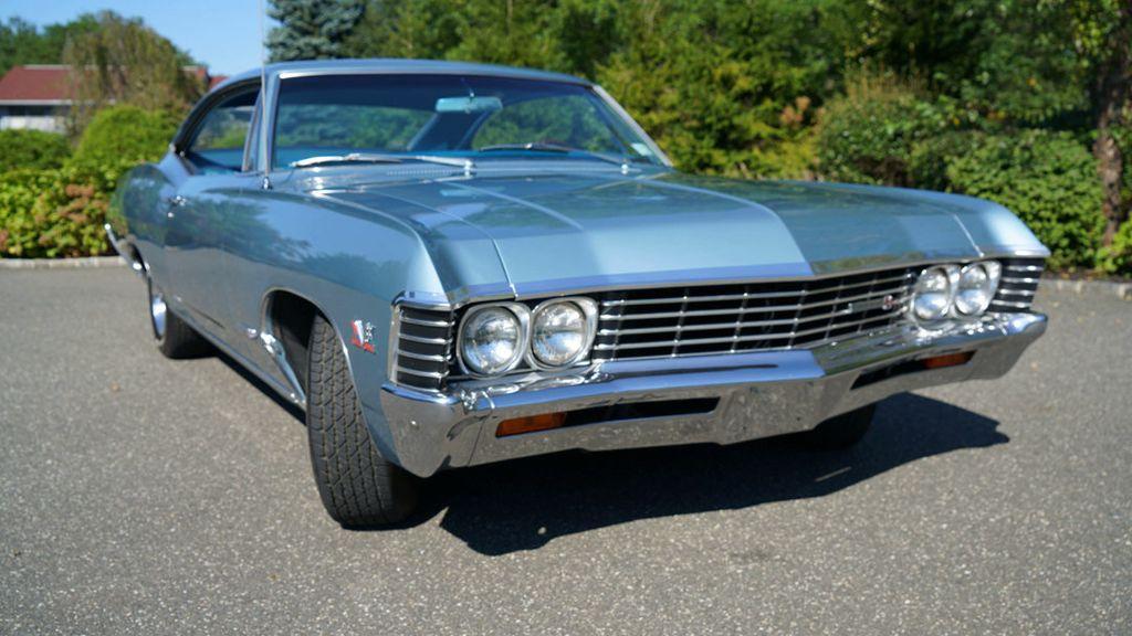 1967 Chevrolet Impala SS Fastback - 18258219 - 10