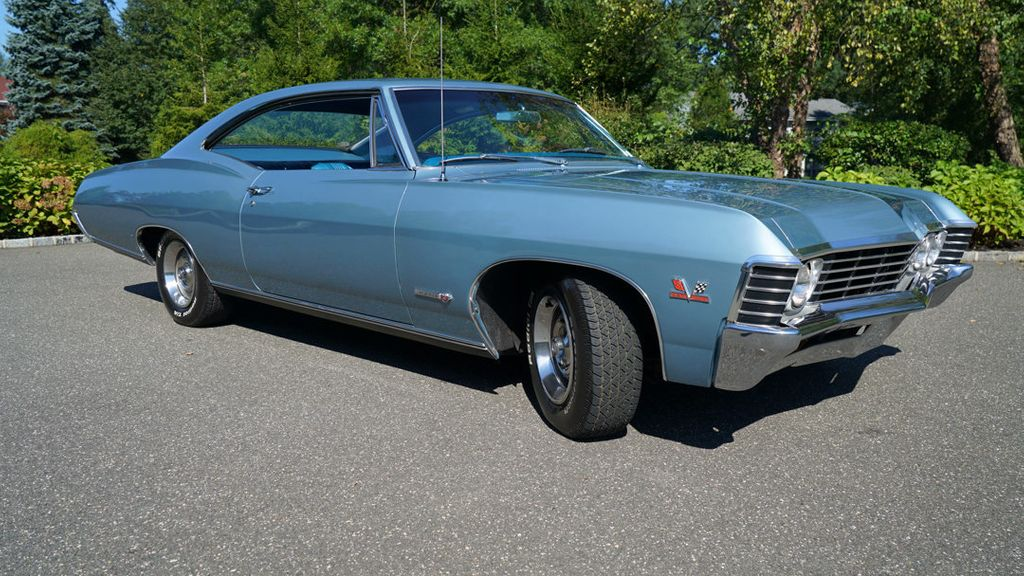 1967 Chevrolet Impala SS Fastback - 18258219 - 11