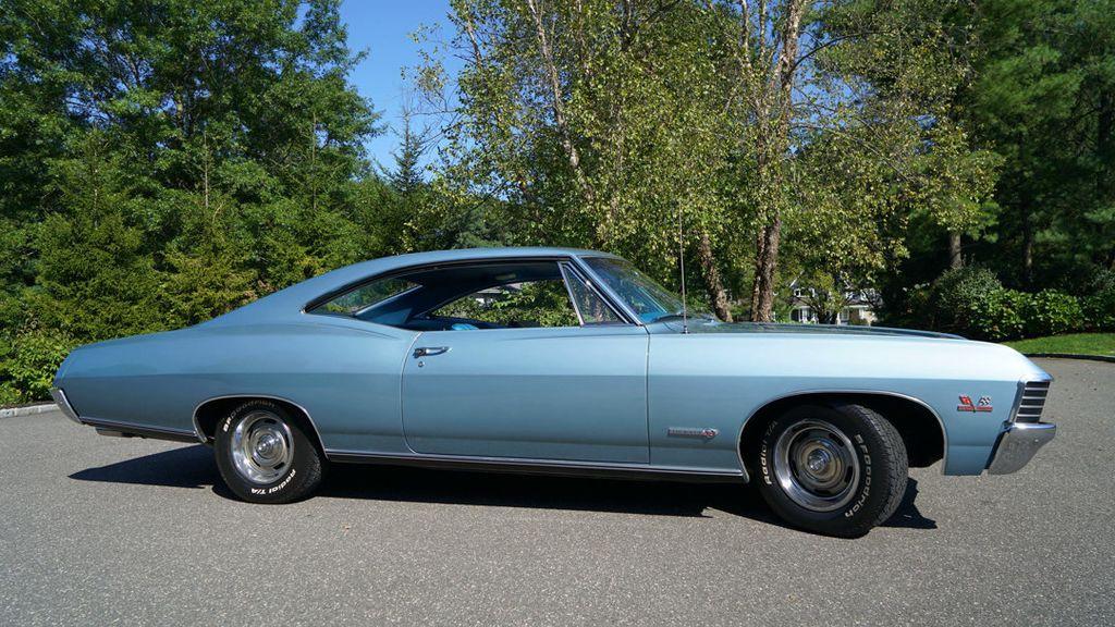 1967 Chevrolet Impala SS Fastback - 18258219 - 12