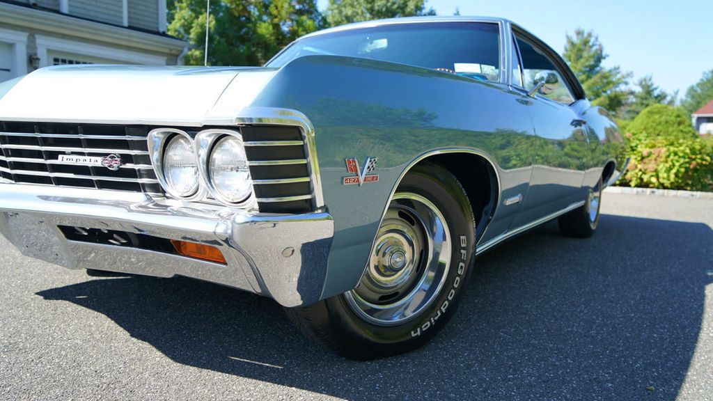 1967 Chevrolet Impala SS Fastback - 18258219 - 18