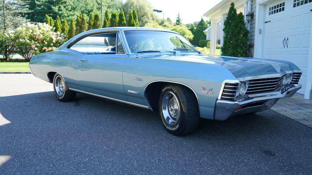 1967 Chevrolet Impala SS Fastback - 18258219 - 1