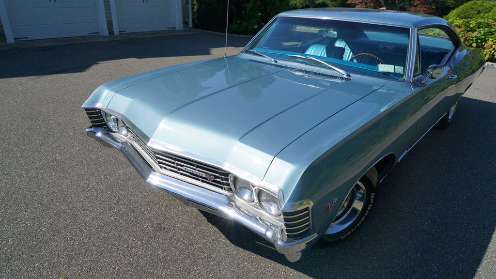1967 Chevrolet Impala SS Fastback - 18258219 - 20