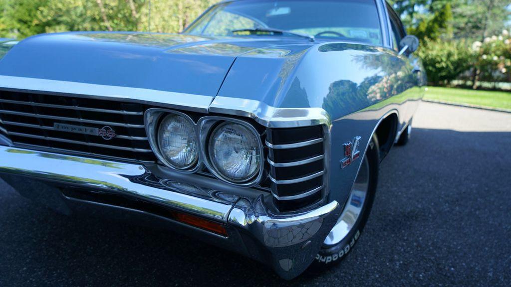 1967 Chevrolet Impala SS Fastback - 18258219 - 25