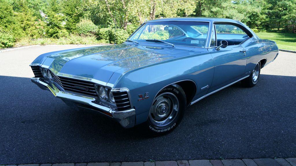 1967 Chevrolet Impala SS Fastback - 18258219 - 2