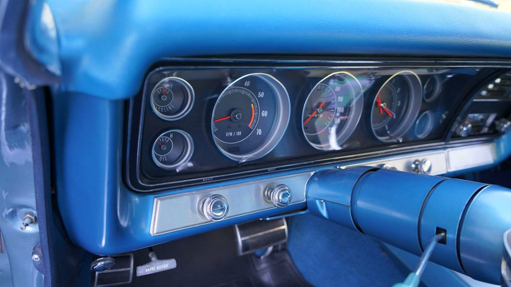 1967 Chevrolet Impala SS Fastback - 18258219 - 31