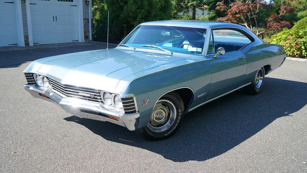 1967 Chevrolet Impala SS Fastback - 18258219 - 3