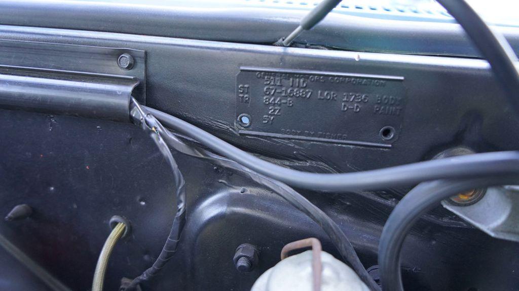 1967 Chevrolet Impala SS Fastback - 18258219 - 56