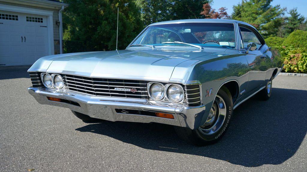 1967 Chevrolet Impala SS Fastback - 18258219 - 8
