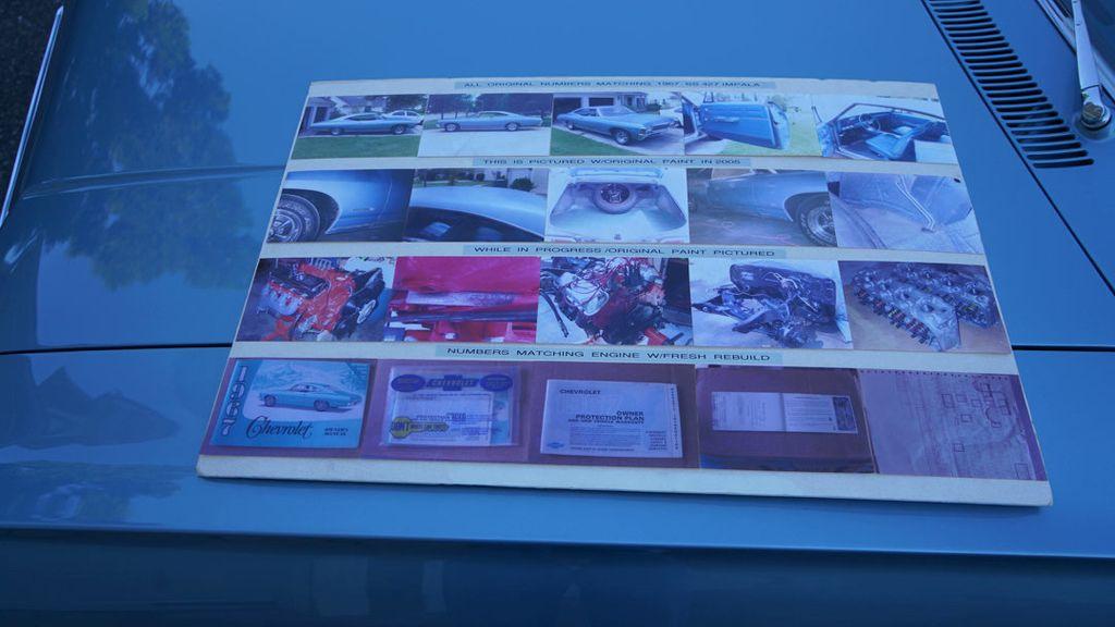 1967 Chevrolet Impala SS Fastback - 18258219 - 92