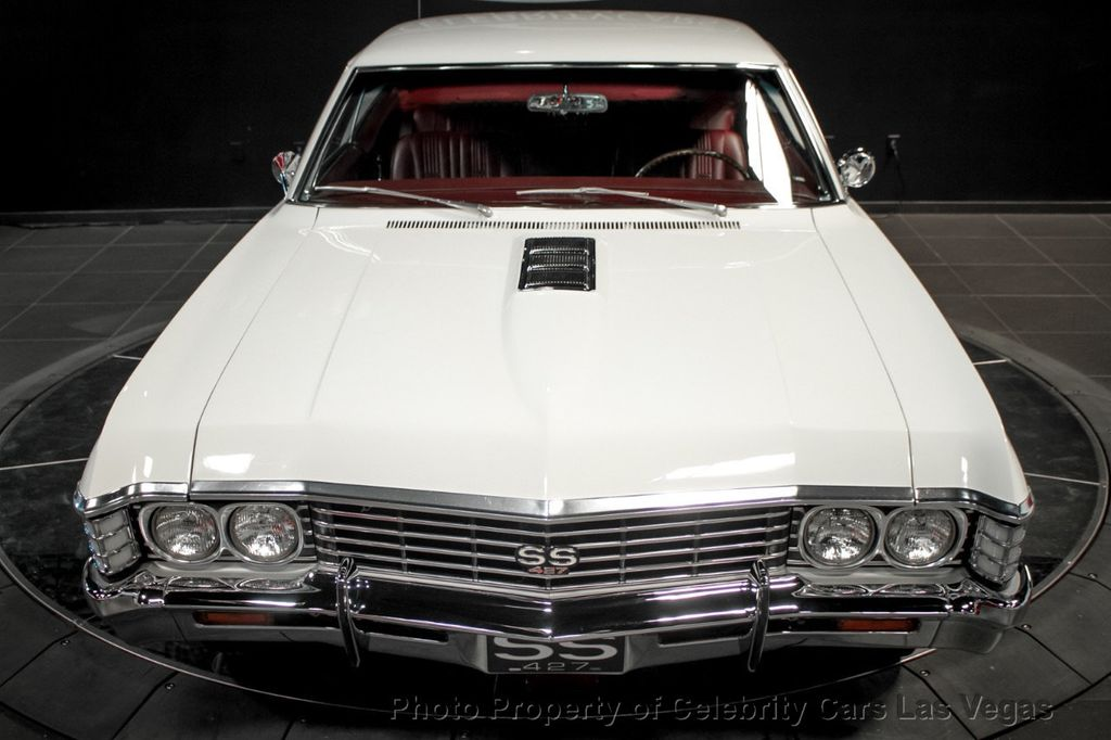 1967 Chevrolet Impala 427 SS Sport Coupe - 18081736 - 9