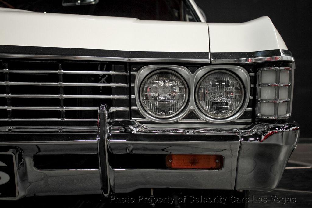 1967 Chevrolet Impala 427 SS Sport Coupe - 18081736 - 10